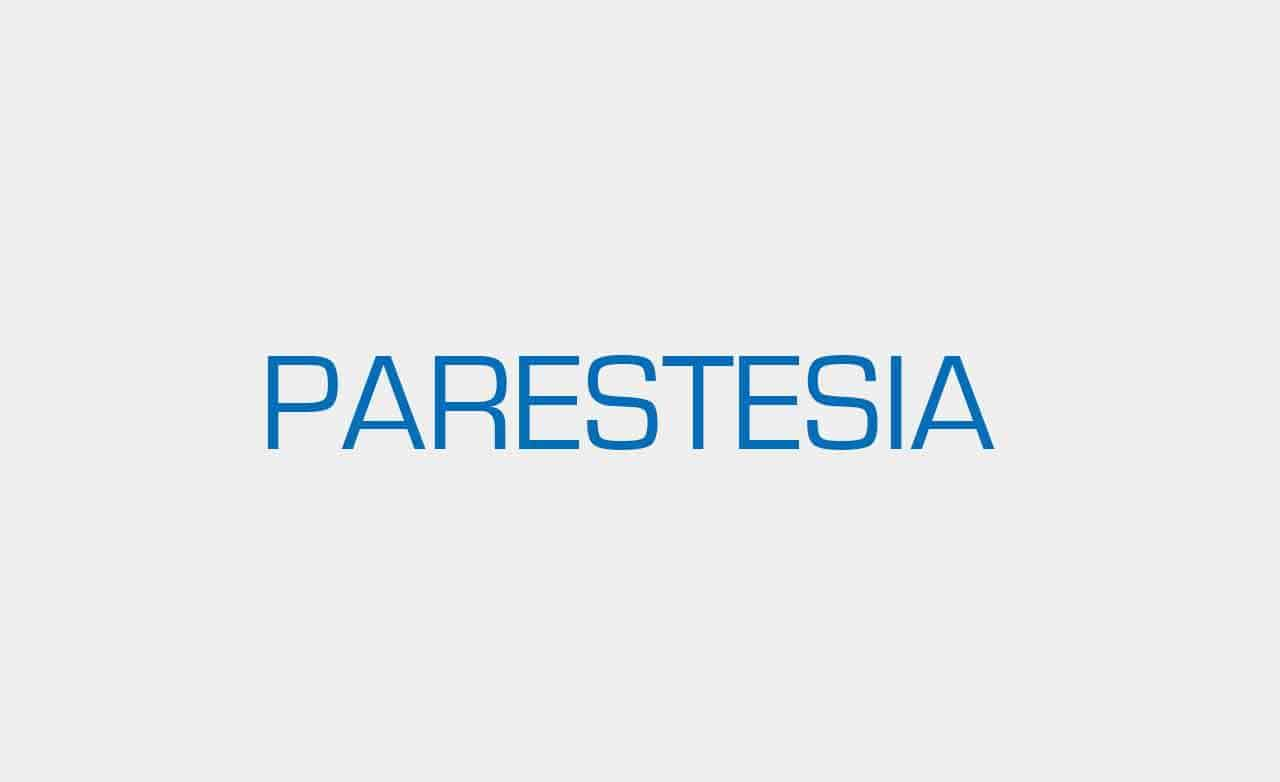 PARESTESIA