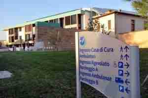 casa di cura villa donatello