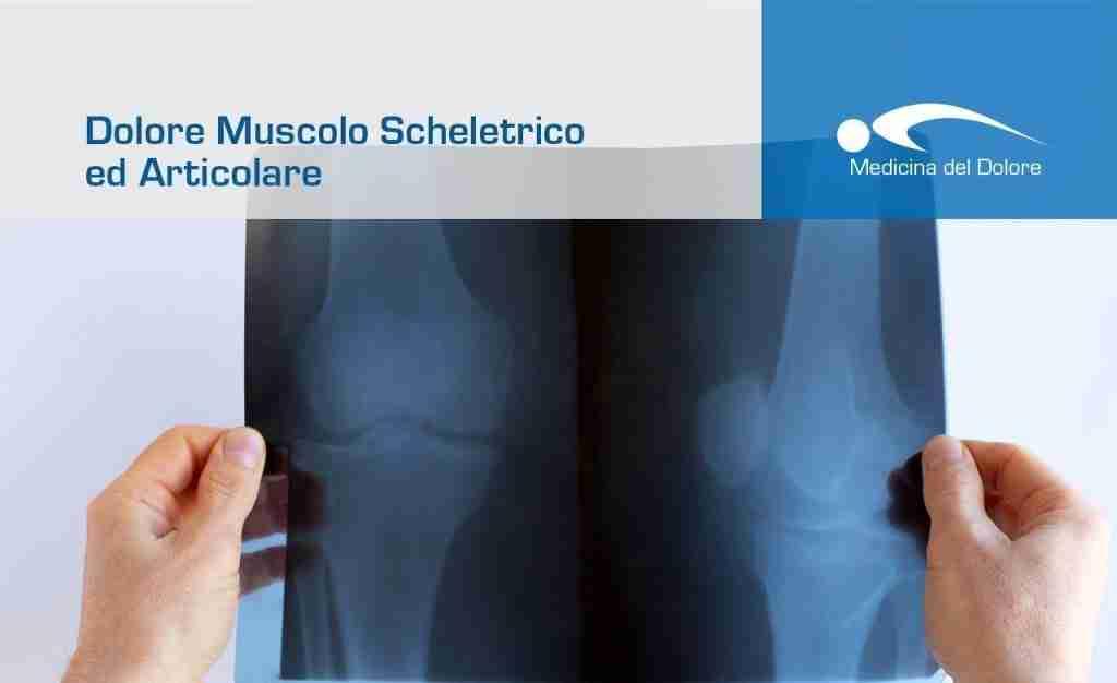 Dolore Articolare e Muscolo Scheletrico